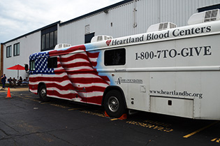 Corporate Blood Drive