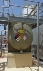 Chemical Storage Monitoring 1