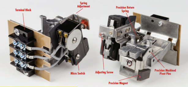 Liquid Level Switch Mechanism