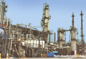 Petroleum Refining Process Hydrodesulfurization