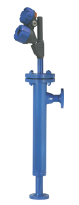 displacer level transmitter