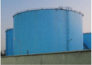 service water storage