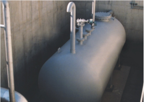 water wash tanks